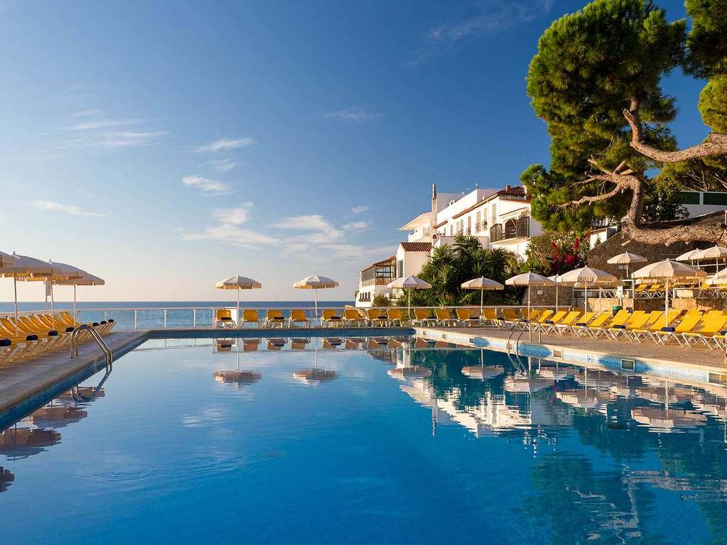 Séjour Platja d'Aro - Offre Flash : Mini-vacances en pension complète dans un hôtel de bord de mer  - 4*