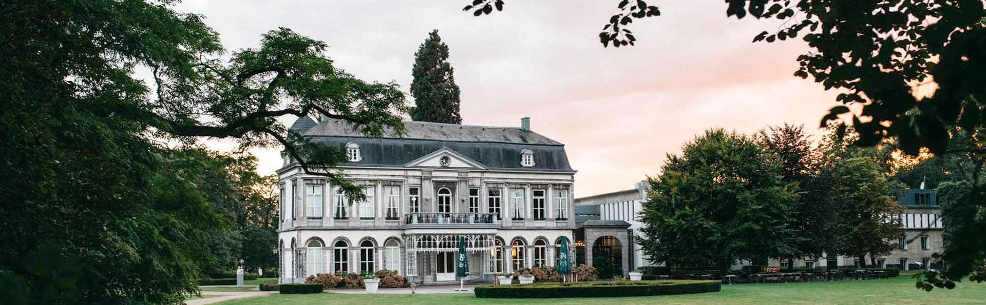 Descubre la naturaleza de los Países Bajos en un hotel de ensueño en Maastricht