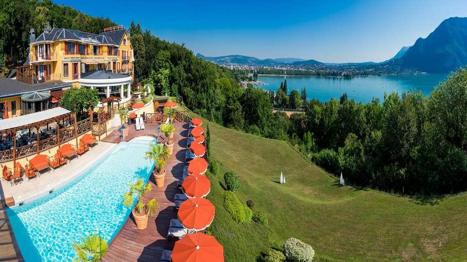 Hôtel les Trésoms Lake and Spa Resort - Annecy - tresoms-11.jpg