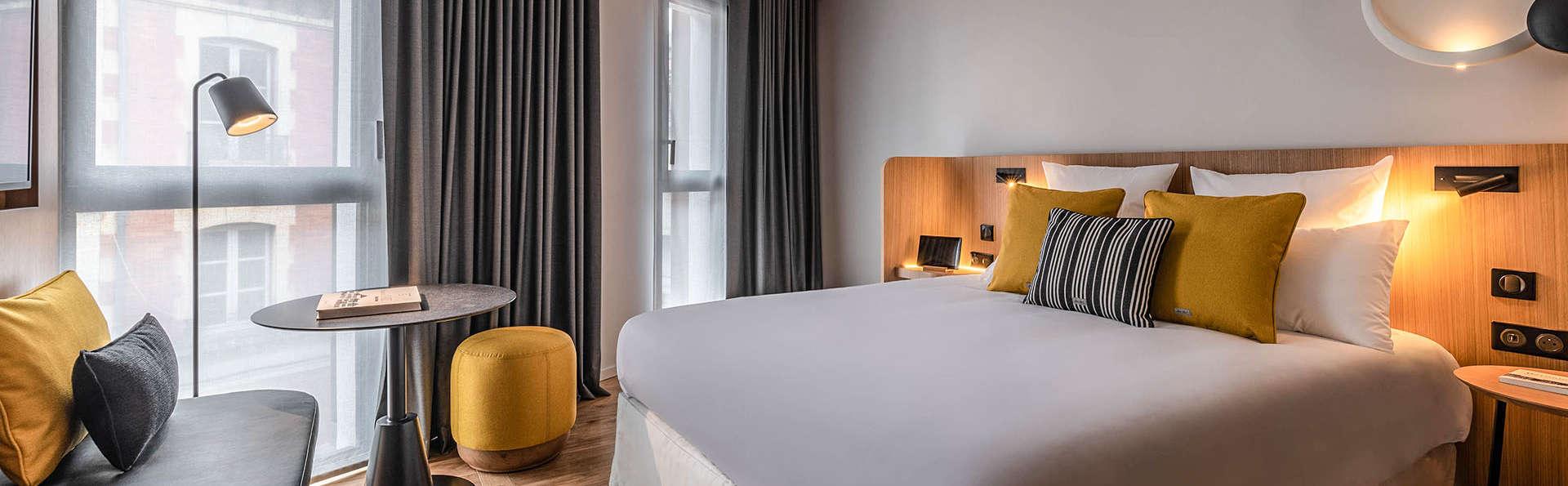 Offre à Bayonne dans un hôtel confort et design