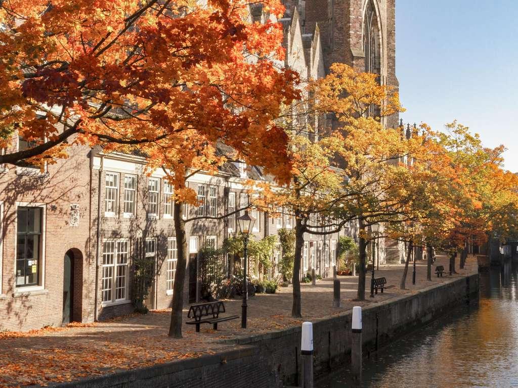 Séjour Pays-Bas - Surclassement spécial : avec petit-déjeuner compris dans la ville classique de Dordrecht  - 3*