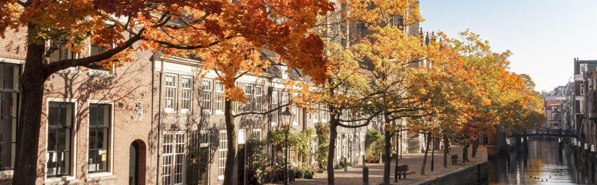 Surclassement spécial : avec petit-déjeuner compris dans la ville classique de Dordrecht