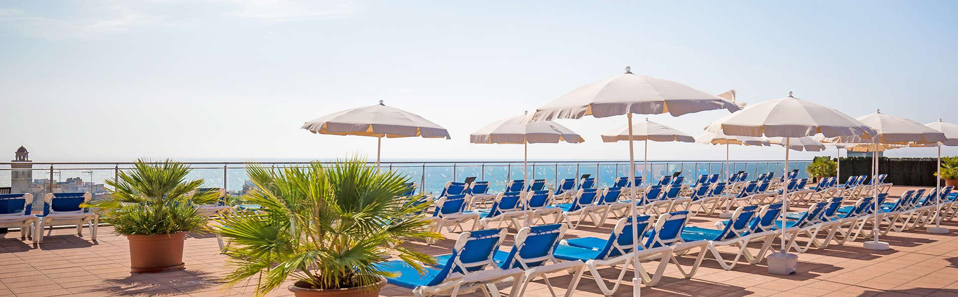 Fuera preocupaciones con todo incluido en Calella, a dos pasos de la playa (desde 3 noches)