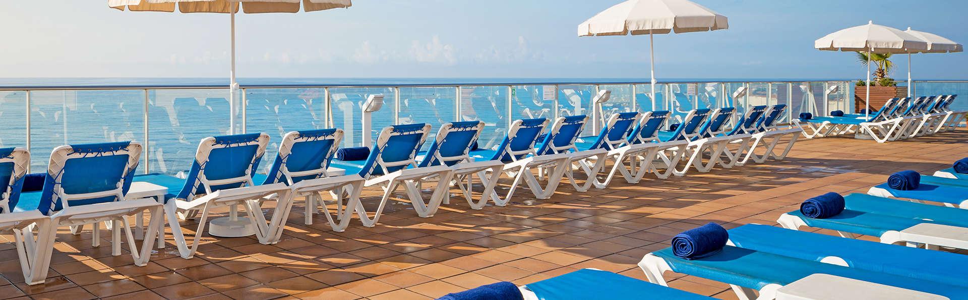 Escapade à Pineda de Mar en chambre triple, pension complète incluse