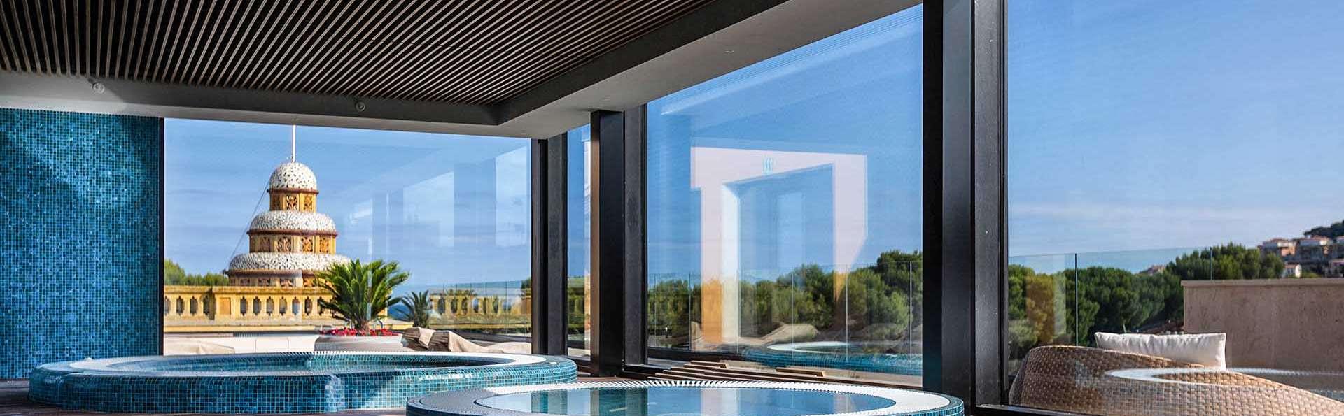 Experiencia Premium en la Costa Brava: con masaje, cena y circuito spa en un exclusivo 4*