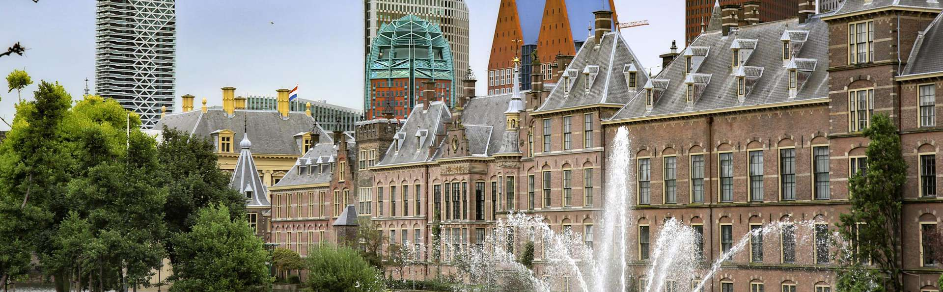 Découvrez La Haye le temps d'une escapade 4* en centre-ville