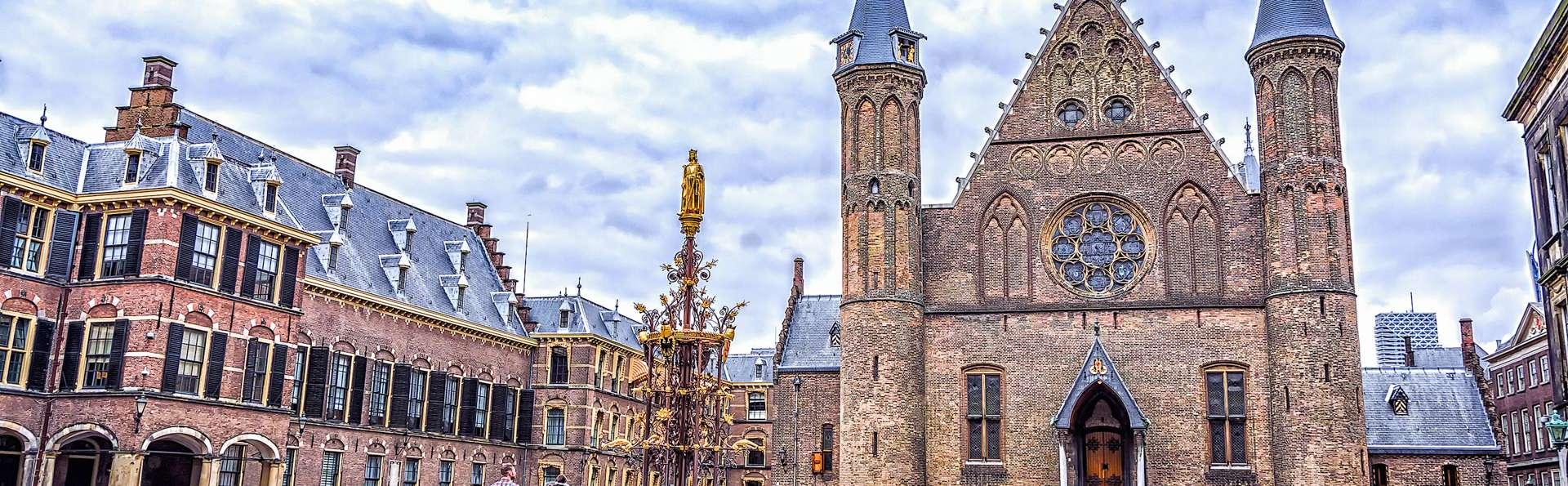 Luxe et confort dans un beau 4 étoiles du centre de La Haye (deux nuits minimum)