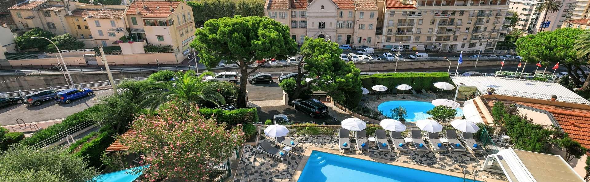 Charme provençal au cœur de Cannes