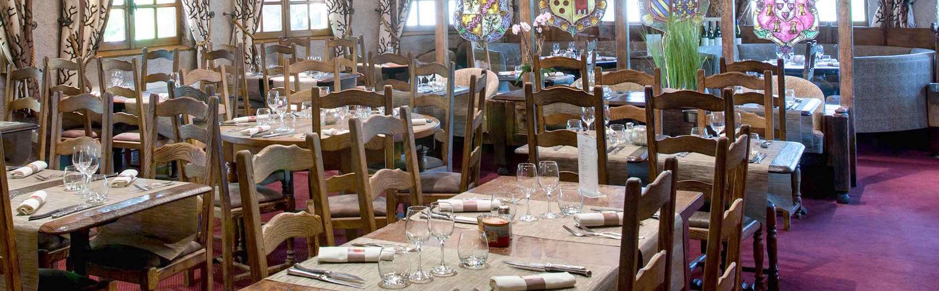 Week-end avec dîner près de Dijon