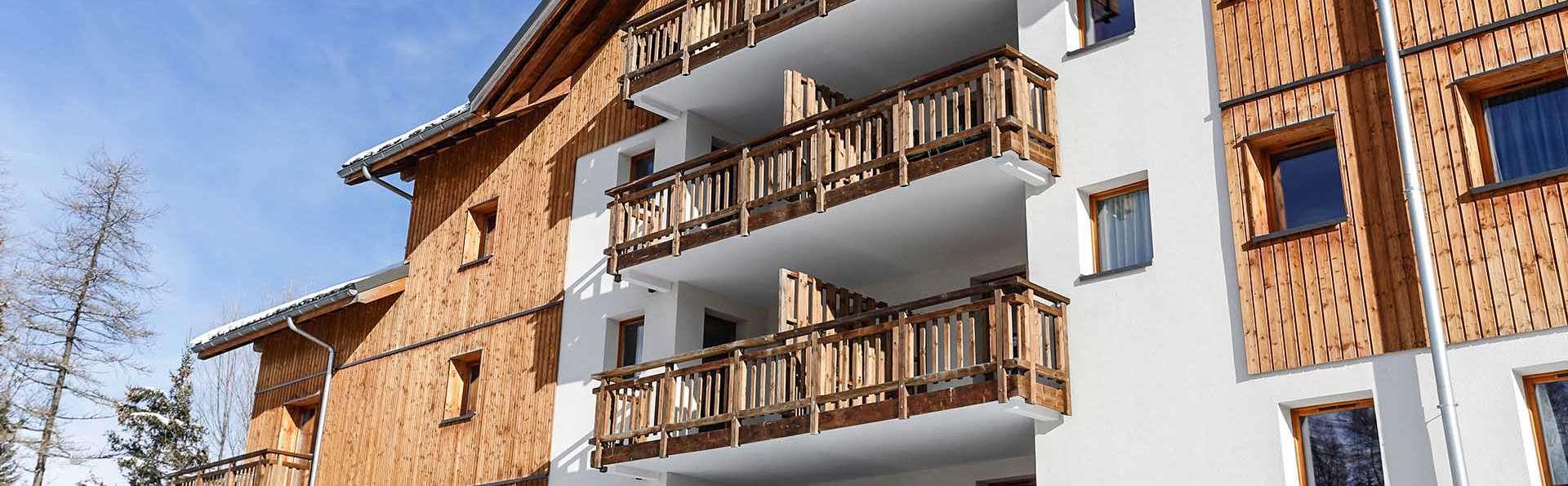 Séjour aux Deux Alpes dans un appartement 3* au pied des pistes