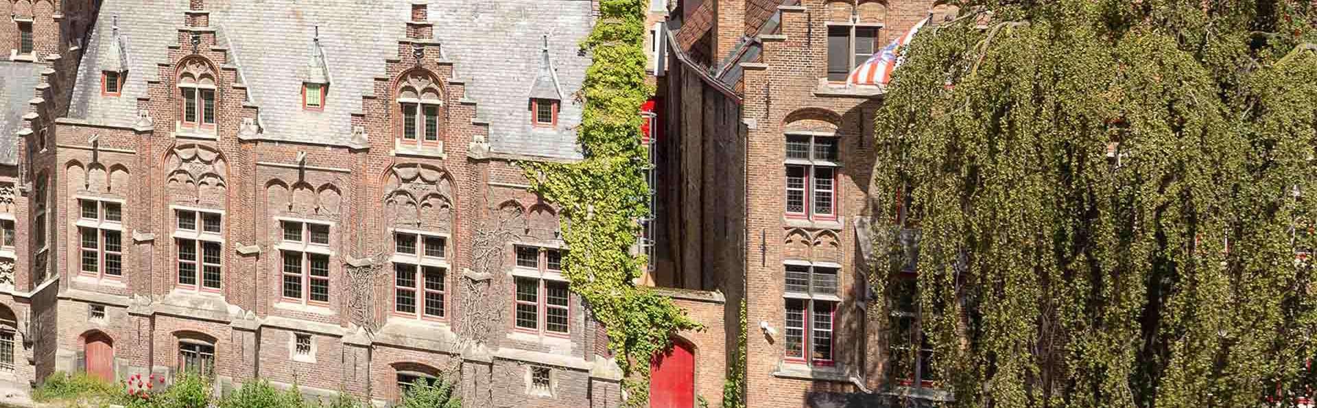 Un séjour de charme à Bruges plein de confort et de bien-être