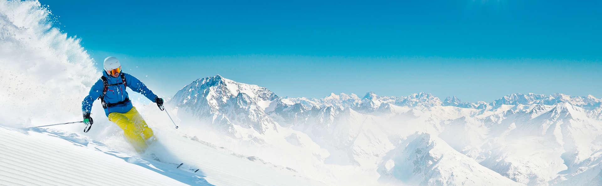 Vacancéole - Résidence l'Edelweiss - edit_ski_alps.jpg
