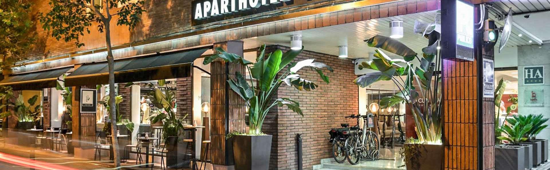 Aparthotel Mariano Cubi Barcelona - EDIT_cactus-_Grande__04.jpg
