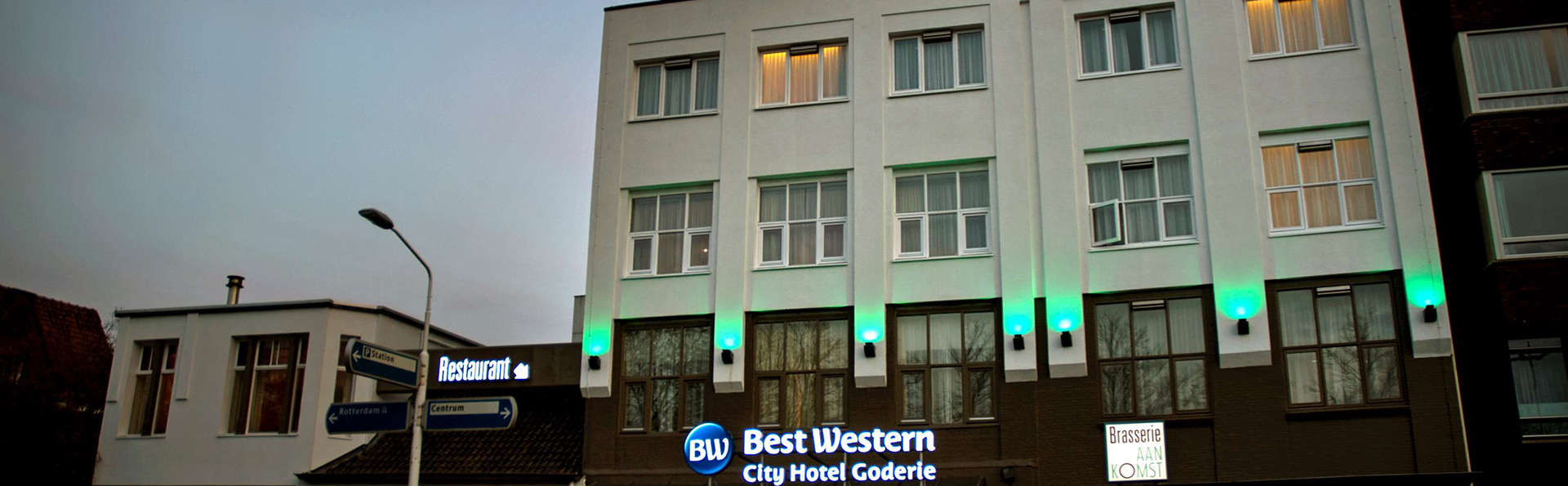 Best Western City Hotel Goderie - EDIT_FRONT_NIGHT.jpg