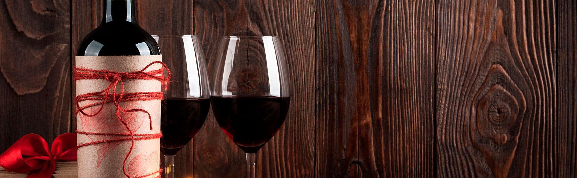 Escapade à deux à Bordeaux avec bouteille de vin