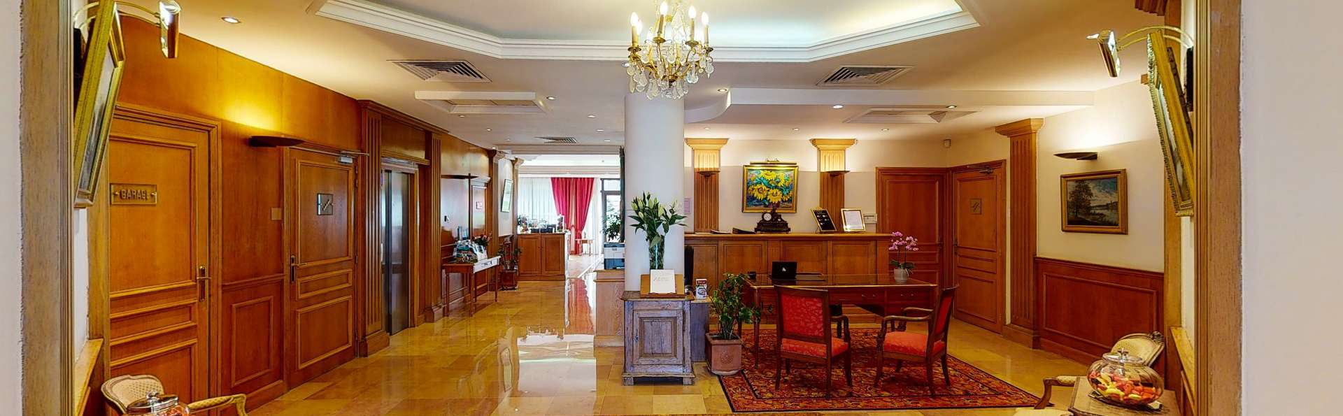 Hôtel Sun Riviera - Hotel_Sun_Riviera_Lobby_-_6.jpg