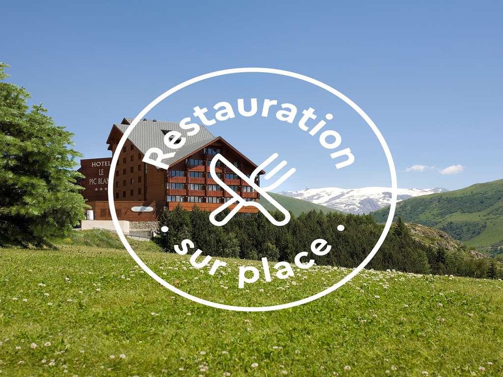 Séjour Ski Alpes - Escapade avec dîner au coeur de l'Alpe d'Huez  - 4*