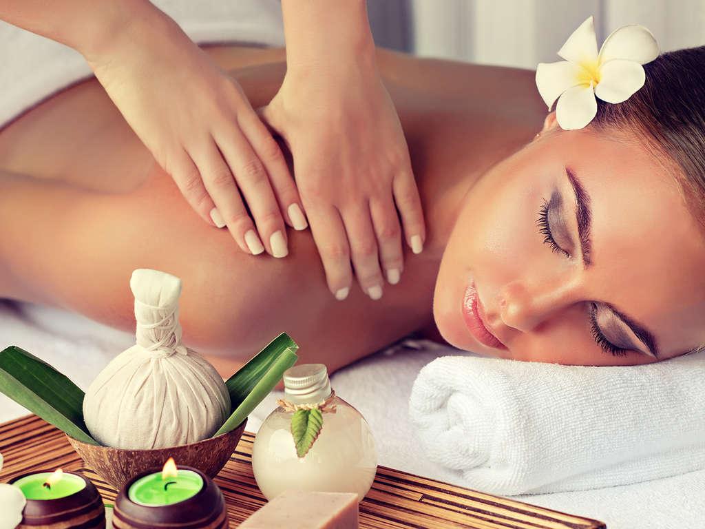 Séjour Espagne - Une escapade pour les sens : accès à un spa, massage et dîner dans un hôtel design de Barcelone.  - 4*