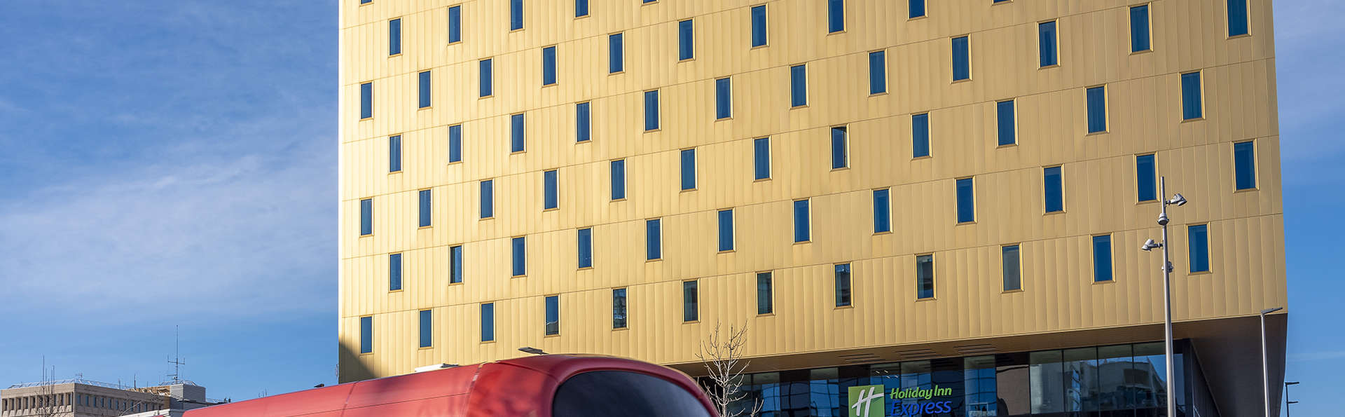 Holiday Inn Express Nice Grand Arenas - EDIT_FRONT.jpg