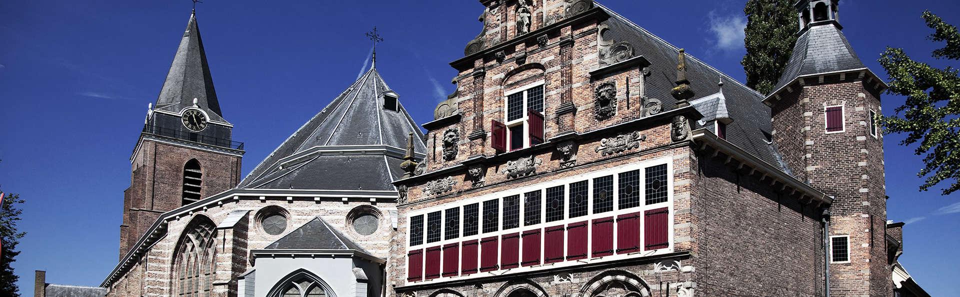 Découvrez Woerden et sa ville voisine d'Utrecht