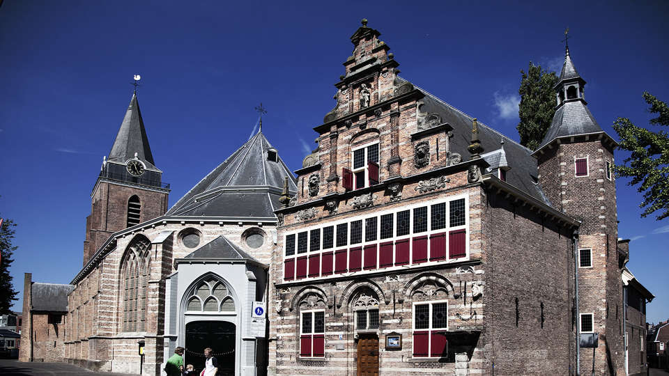 Best Western City Hotel Woerden - EDIT_Museum_Woerden_arrangement.jpg