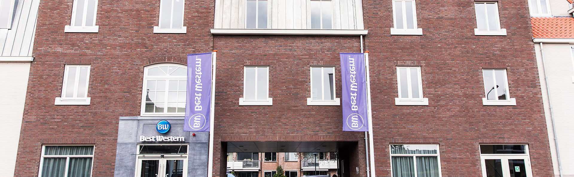 Best Western City Hotel Woerden - EDIT_Voorkant_hotel.jpg