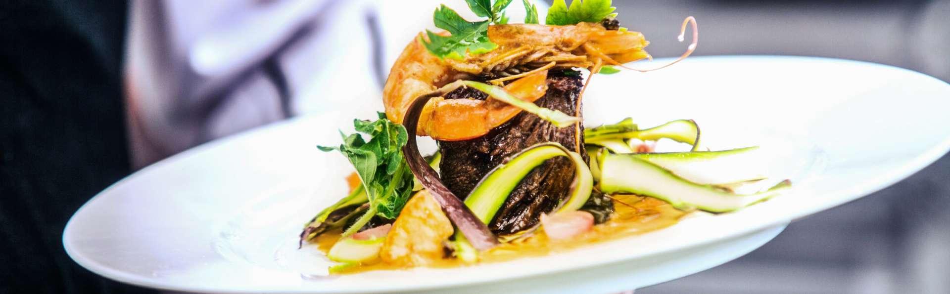 Week-end détente avec dîner 3 plats et accès au spa à 30 minutes de Paris - Offre non-remboursable