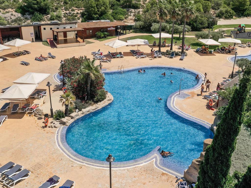Séjour Espagne - Spécial famille: séjour du 1er enfant gratuit, second à 50%, en pension complète sur la Costa Dorada  - 4*