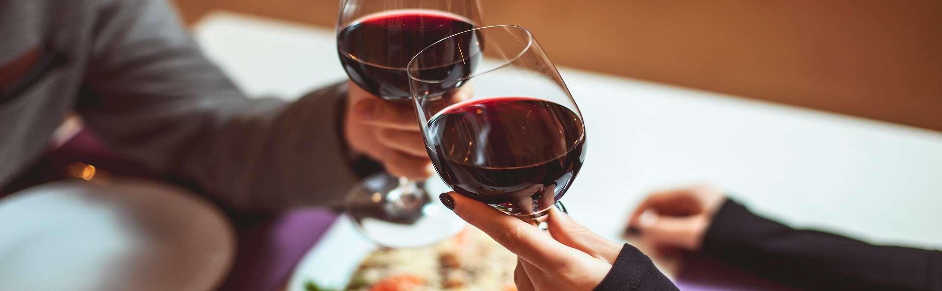 Escapade gourmande avec dîner à Bordeaux dans un hôtel moderne & design