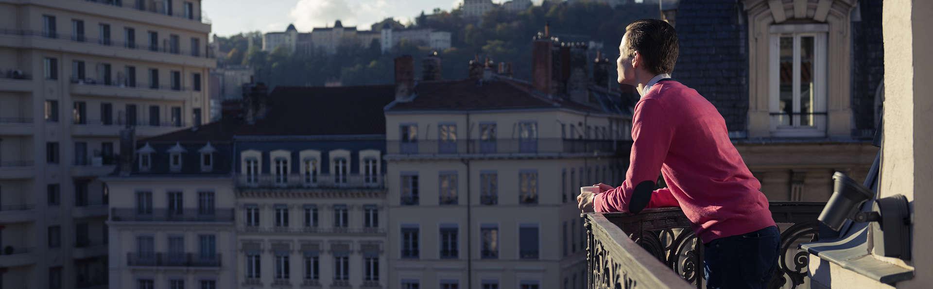 Découvrez la magie de Lyon