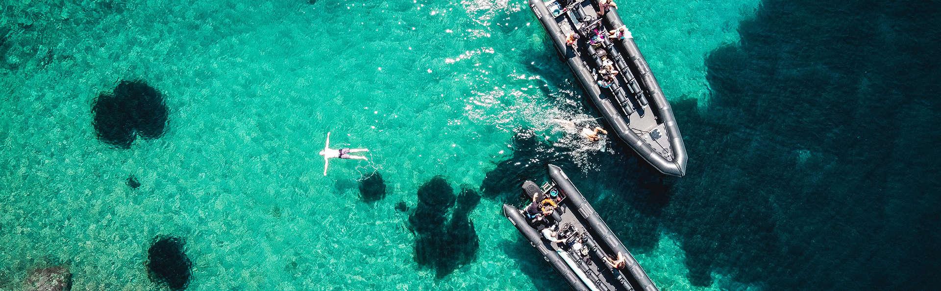Séjour mémorable à Cannes avec excursion dans les calanques de l'Esterel et accès au spa