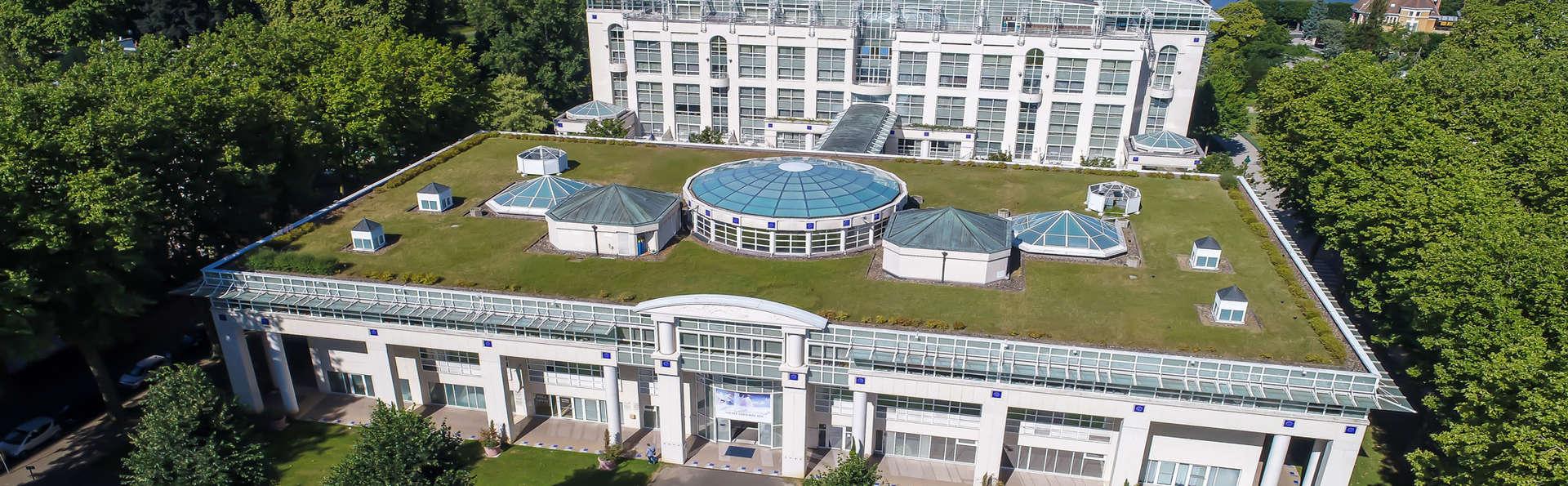 Séjour bien-être à Vichy, dans hôtel 5 étoiles avec accès au plus grand Spa Thermal d'Europe