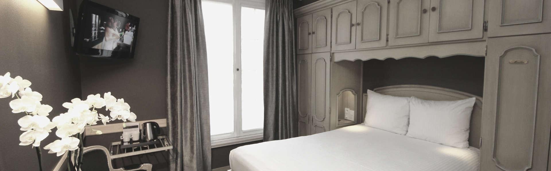 Visitez Gand et séjournez dans un hôtel charmant avec jardin
