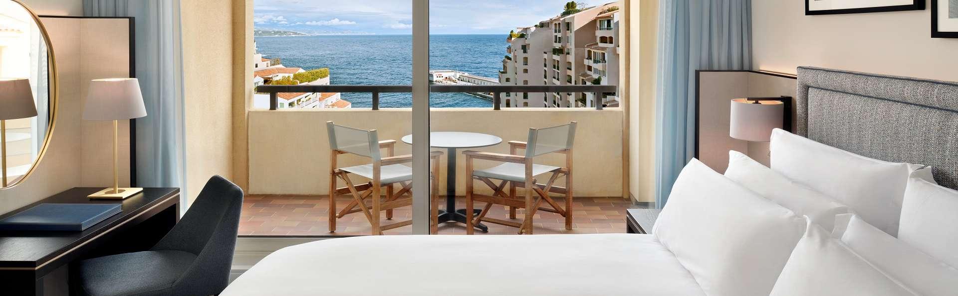 Week-end en chambre deluxe avec vue mer à Monaco