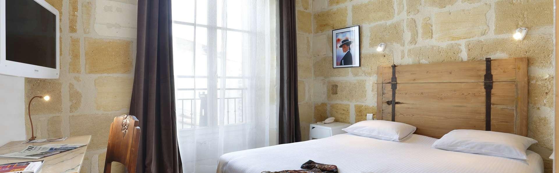 The Originals Boutique, Hôtel La Tour Intendance, Bordeaux (Qualys-Hotel) - chambre_standing.jpg