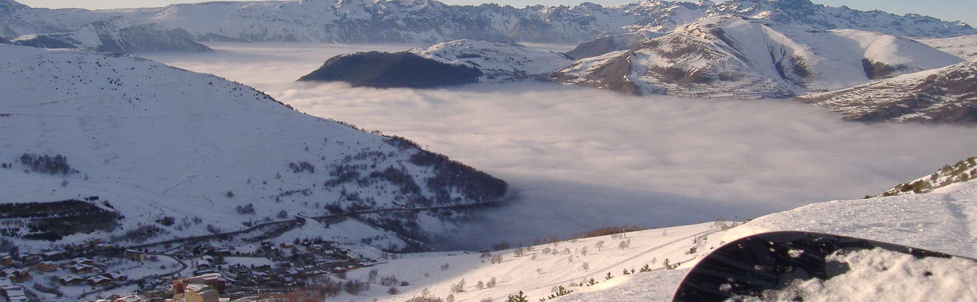Vacancéole - Résidence l'Edelweiss - Les_Deux_Alpes_-_Vue_station_Hiver.jpg