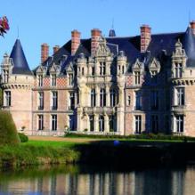 Week-end châteaux