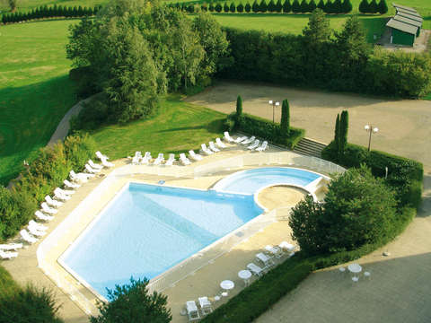 Hotel Les Dryades Golf Spa - Hotel les Dryades Piscine exterieure