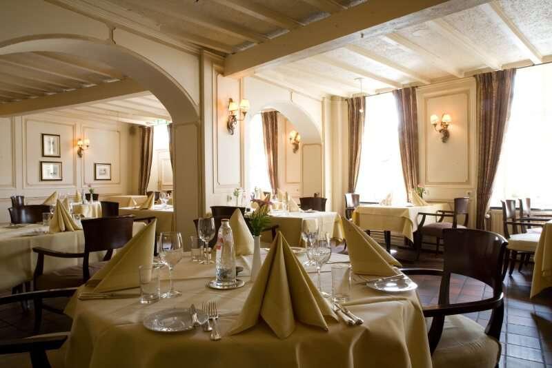 Fletcher Hotel-Restaurant La Ville Blanche - Ville_Blanche_restaurant.jpg