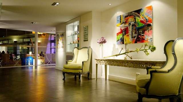 New Hotel Of Marseille - newhotelofmarseille lobby