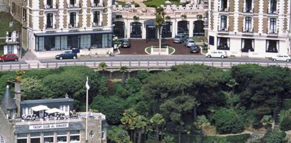 Grand h tel barri re dinard 5 dinard france for Grand hotel de paris madrid