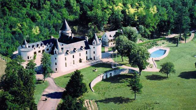 Chateau de la Fleunie