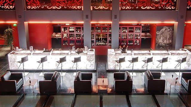 Spa-Hotel de Bourgtheroulde - H tel de Bourgtheroulde Bar