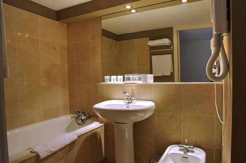 Hôtel La Résidence de France - La_Residence_de_France_sdb.JPG