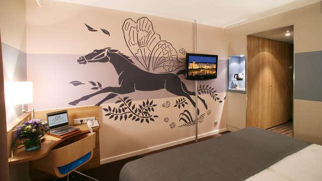 Mercure Chantilly Resort Conventions - Cote bureau de nuit redressee H DEF copie
