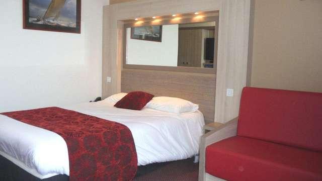 Hotel The Originals Saint-Nazaire Aquilon ex Inter-Hotel