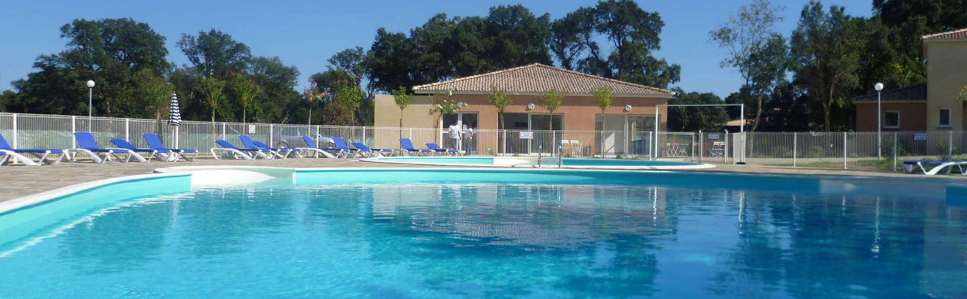 Week-end en Corse (en appartement 4/6 personnes et à partir de 2 nuits)