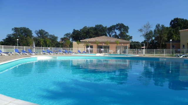 Le Domaine de Melody - Le Domaine de Melody piscine