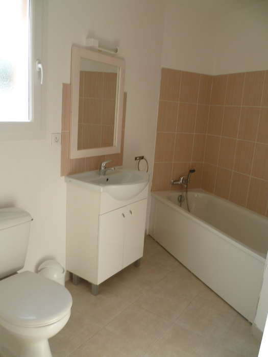 Le Domaine de Mélody - Standard bathroom