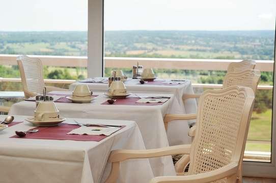 Hotel Les Dryades Golf Spa - panoramique